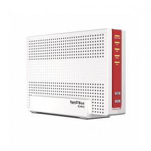 AVM FRITZ!Box 6591 Cable - WLAN-Router schräge Ansicht