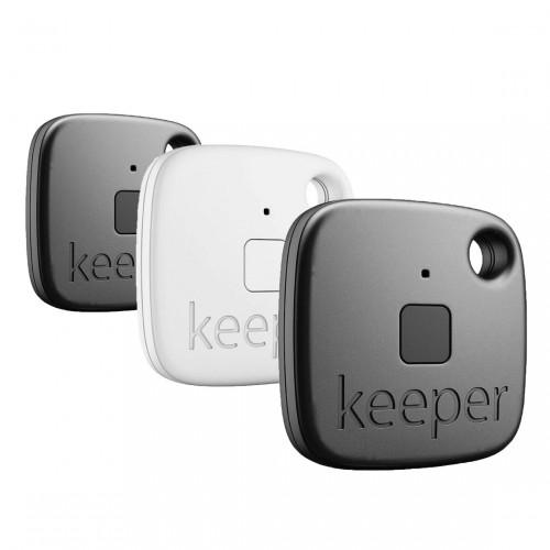 front Gigaset keeper 3er-Set (2x schwarz, 1x weiß)