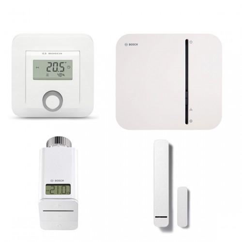 Bosch Smart Home - Starter Set Raumklima + Raumthermostat