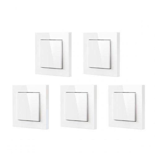 Eve Light Switch 5er-Pack - Unterputzlichtschalter