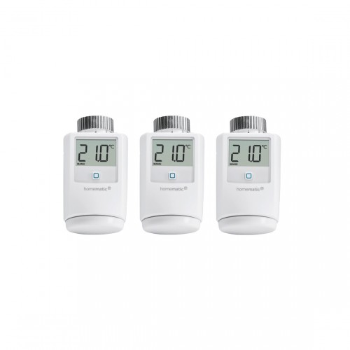 Homematic IP Heizkörperthermostat 3er-Pack