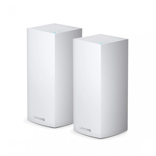 Linksys Velop AX MX5300 2er-Pack - Tri-Band WiFi 6 Mesh-WLAN-System