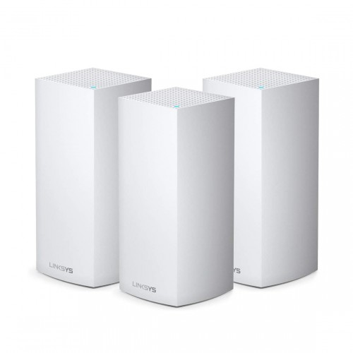 Linksys Velop AX MX5300 3er-Pack - Tri-Band WiFi 6 Mesh-WLAN-System
