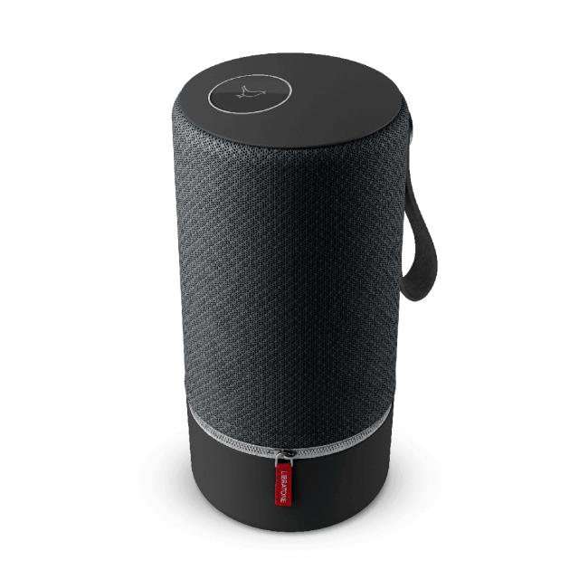 Libratone ZIPP Nordic Black - Bluetooth/WLAN-Lautsprecher