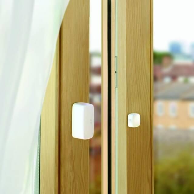 Elgato Eve Door & Window - kabelloser Tür-/Fensterkontaktsensor
