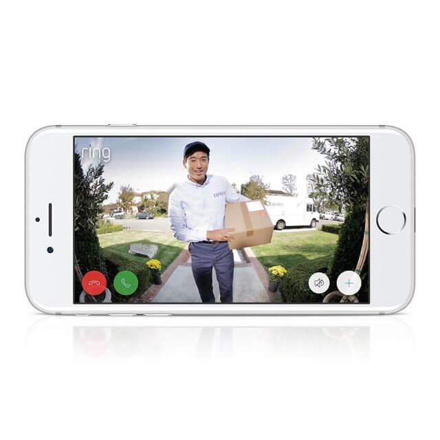 Ring Video Doorbell 2 - Video-Türklingel