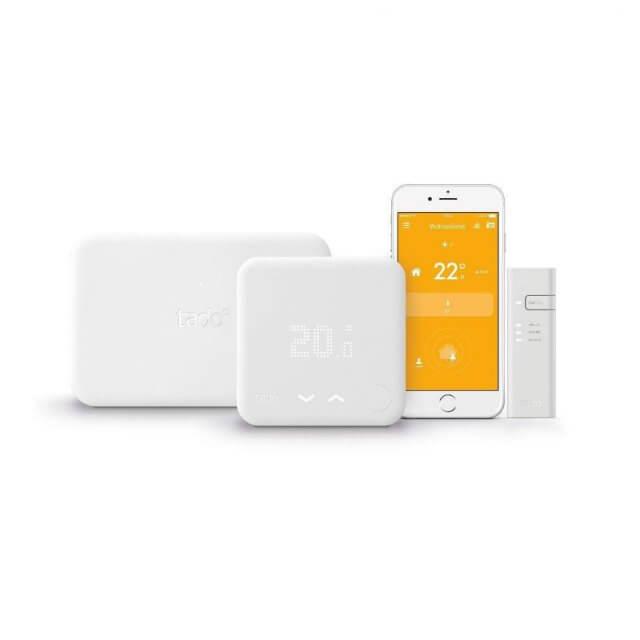 tado° Smartes Thermostat Starter Set Eigenheim