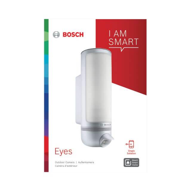 Bosch Smart Home Eyes - Außenkamera (+gratis Controller)