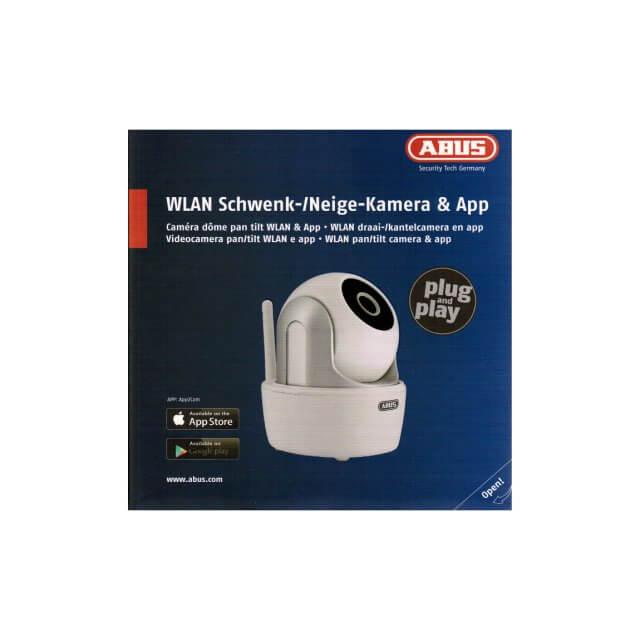 ABUS WLAN Schwenk-/Neige-Kamera