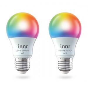 Innr WLAN Lampe E27 Colour 2er-Pack