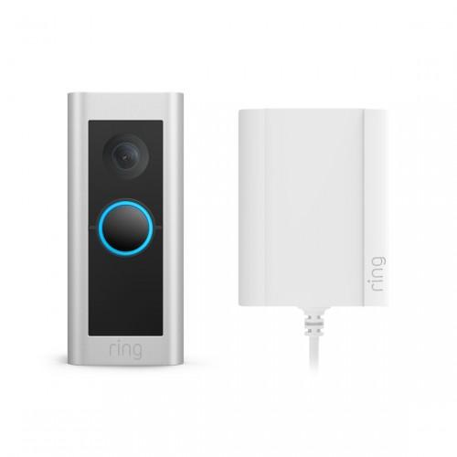 Ring Video Doorbell Pro 2 - Plugin mit Netzteil