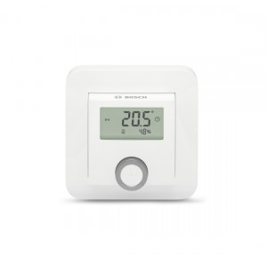 Bosch Smart Home Raumthermostat frontale Ansicht