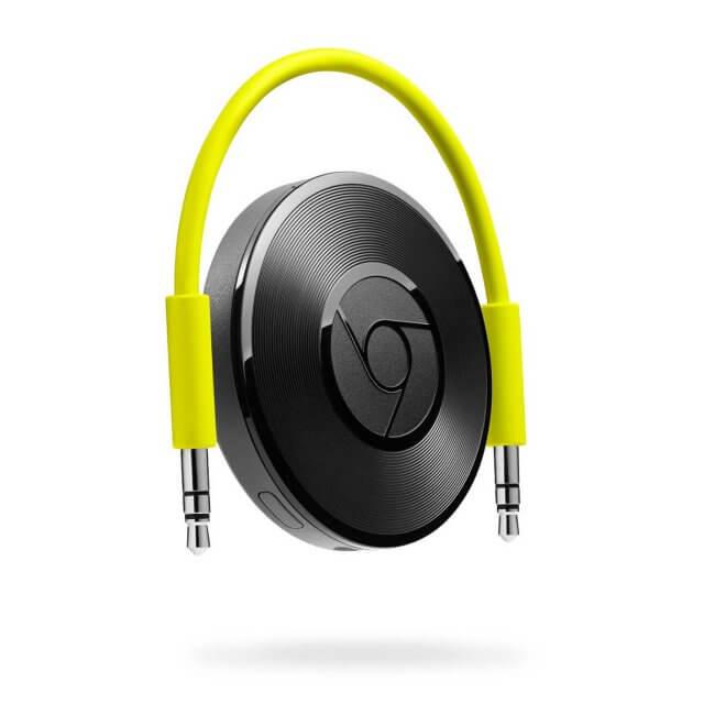 Google Chromecast Audio - Streaming Audio Player