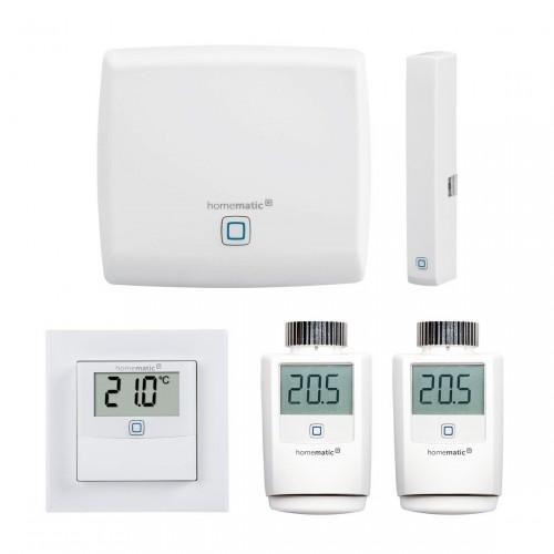Homematic IP Starter Set - Smartes Heizen Set
