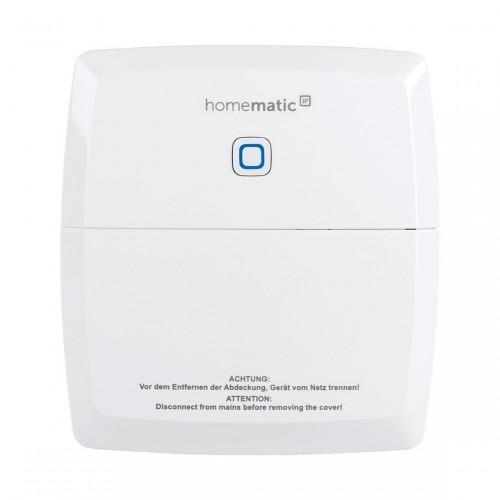 Homematic IP 2-fach Schaltaktor Heizungsanlagen vorne
