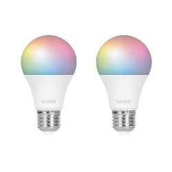 Hombli Smart Bulb E27 Color-Lampe + gratis Smart Bulb E27 Color