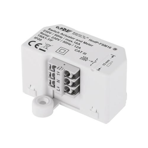 Homematic IP Schalt-Mess-Aktor (16A) - Unterputz