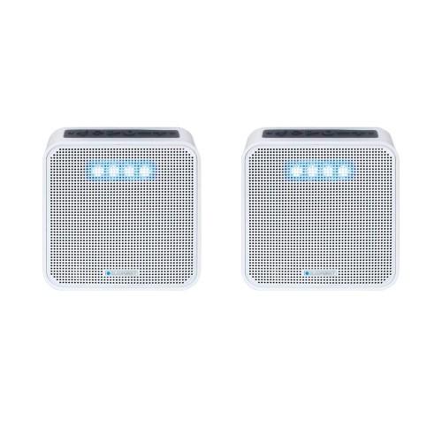Blaupunkt PVA 100 2er-Pack - WLAN-Lautsprecher mit Google Assistant