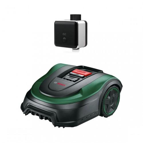Bosch Indego S+ 500 Mähroboter + Eve Aqua