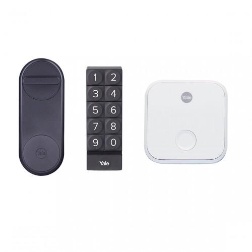 Yale Linus Smart Lock + Smart Keypad + WLAN-Connect Bridge