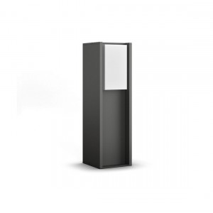 Philips Hue LED Sockenleuchte Turaco in Schwarz