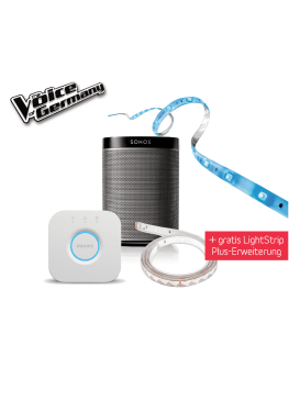 The Voice of Germany Paket: Philips Hue Strips + Sonos PLAY:1