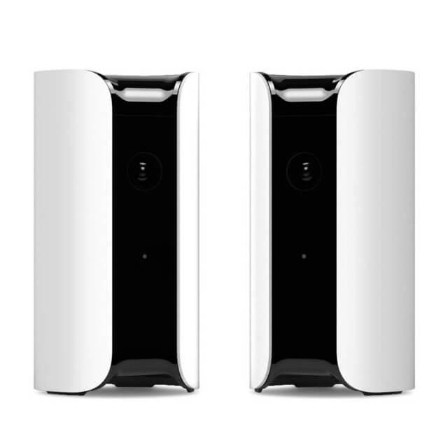 Canary Doppelpack - All-in-One Sicherheitssystem und Kamera