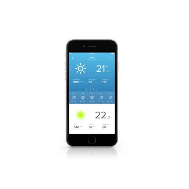 Netatmo Premium Paket Wetterstation