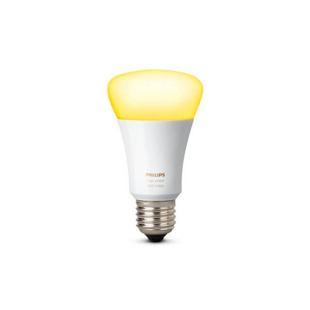 Philips Hue White and Color Ambience - E27 Erweiterungslampe