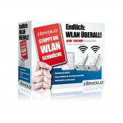 devolo dLAN 500 WiFi - Network Kit Powerline
