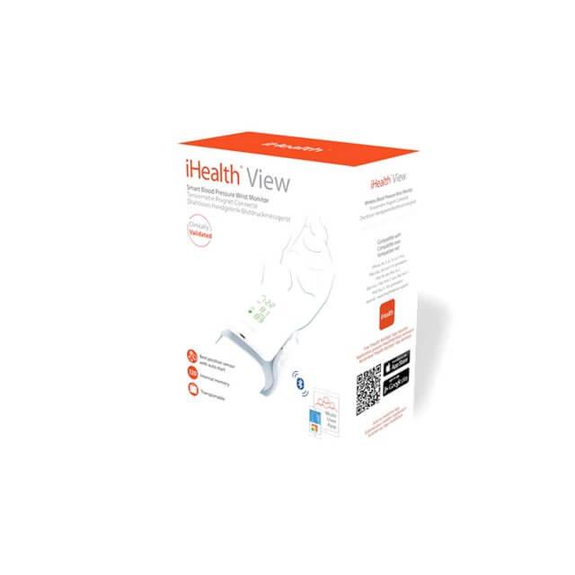 iHealth View Handgelenk-Blutdruckmessgerät BP7S