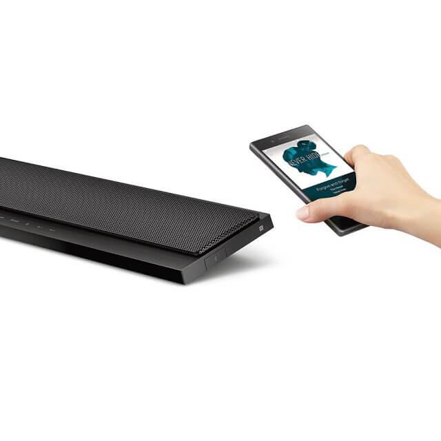 Sony HT-CT800 2.1 Multiroom Soundbar mit WLAN/Bluetooth