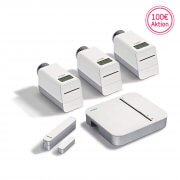 Bosch Smart Home - Starter Set Heizung + gratis Zwischenstecker
